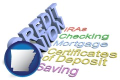 ar map icon and credit union services