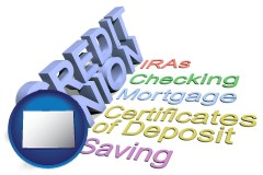 co map icon and credit union services